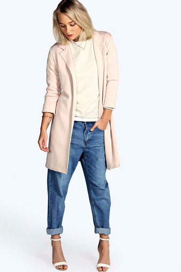 Nude Tory Duster Coat