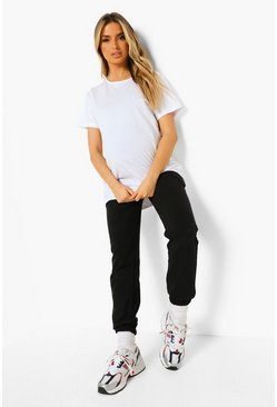 Maternity Under The Bump Jogger, Black noir
