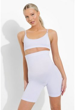 Lilac Maternity Seamless Scoop Nursing Bra