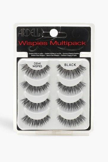 Black Ardell Multipack Demi Wispies x4