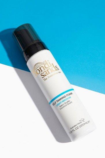 Medium brown Bondi Sands Self Tanning Foam Light Med
