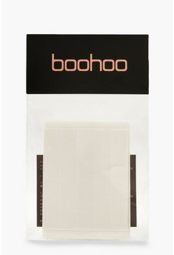 Clear Boohoo Pre Cut Body Tape 20 Pack