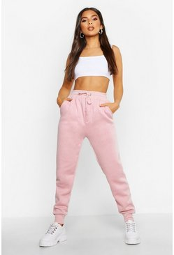 Dusky pink Basic Regular Fit Jogger