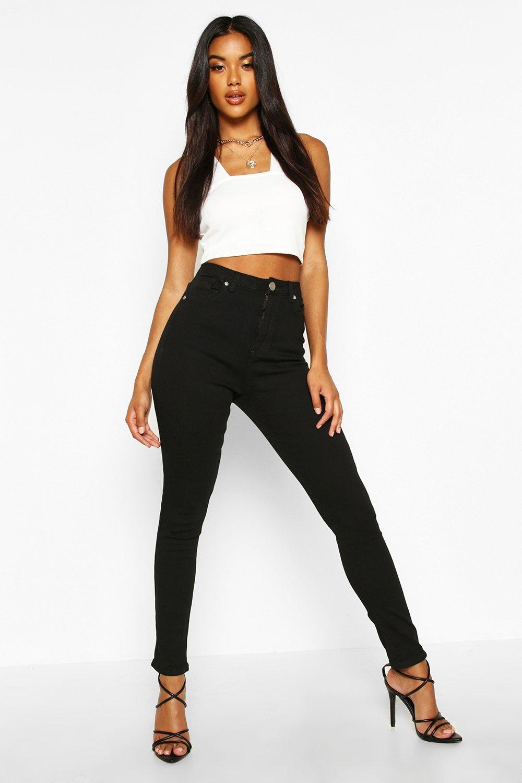 High Waisted Jeans High Waist Skinny Jeans