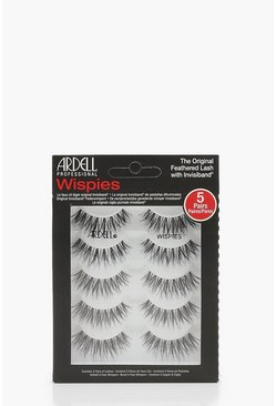 Ardell Demi Multipack Wispies x 5, Black Чёрный