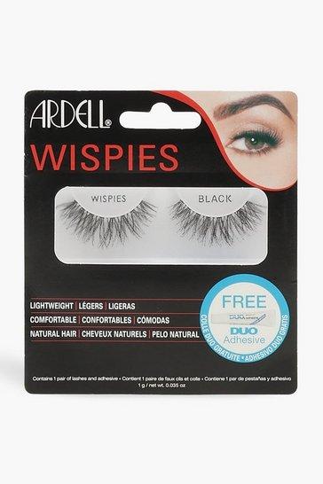 Black Ardell Wispies