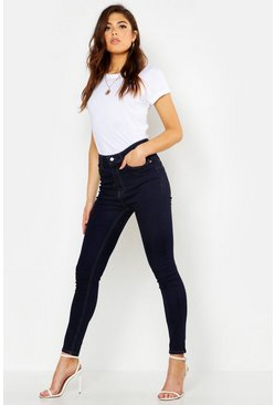 Jeans Skinny modellante, Indaco