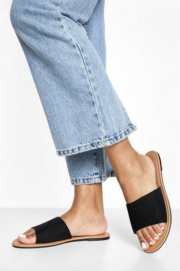 Black Basic Sliders