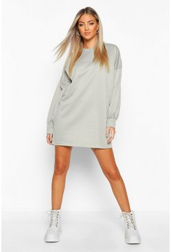 Sage green The Perfect Oversized Sweater Dress