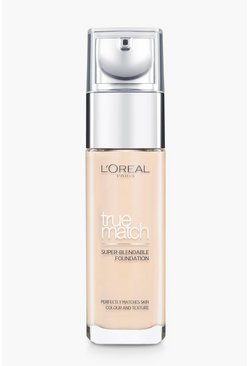 L'Oreal Paris True Match Foundation-Linen, Beige