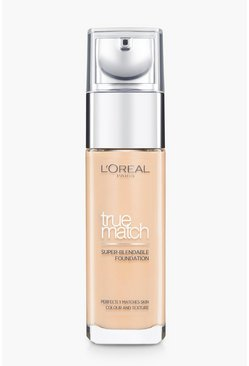 L'Oreal Paris Liquid Foundation 3W Golden Beige 30ml