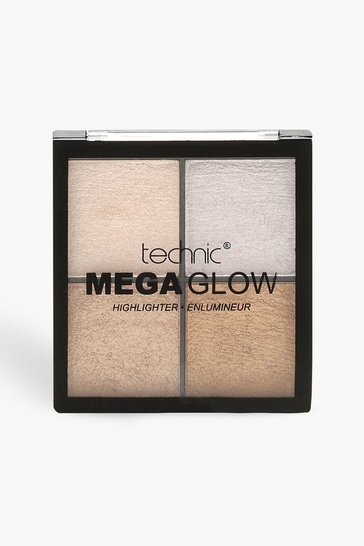 Bronze metallic Technic Mega Glow Highlight Palette