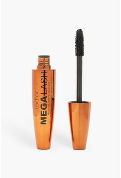 Technic Argan Oil Mega Lash Mascara, Black Чёрный