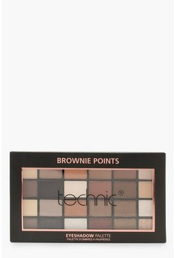 Bronze metallic Technic 24 Shade Eyeshadow Palette