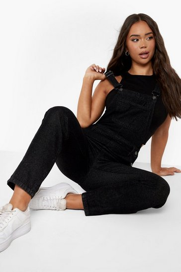 Black Boyfriend Dungaree