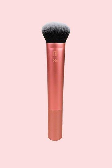 Orange Real Techniques Expert Face Brush