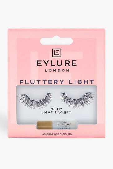 Black Eylure Texture False Lashes - 117