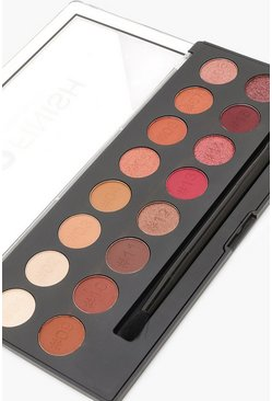 Brown Technic Pro Finish Eyeshadow