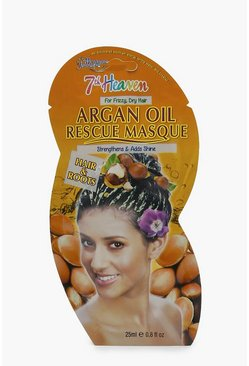 Doorzichtig clear Argan Oil Strength Hair Rescue Mask