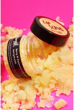 Yellow Barry M Lip Scrub - Mango