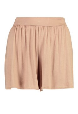 Camel Basic Flippy Shorts