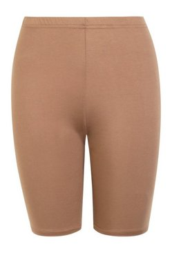 Camel Basic Cycling Shorts