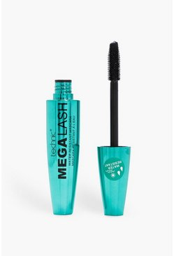 Black Technic Mega Lash Waterproof Mascara