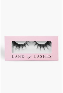 Black Land Of Lashes Faux Mink - Miami