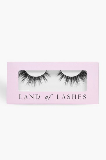 Black Land Of Lashes Faux Mink - Allure