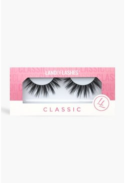 Black Land Of Lashes Faux Mink - Dubai
