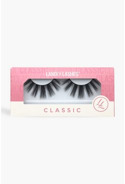 Black Land Of Lashes Faux Mink - Bohemian