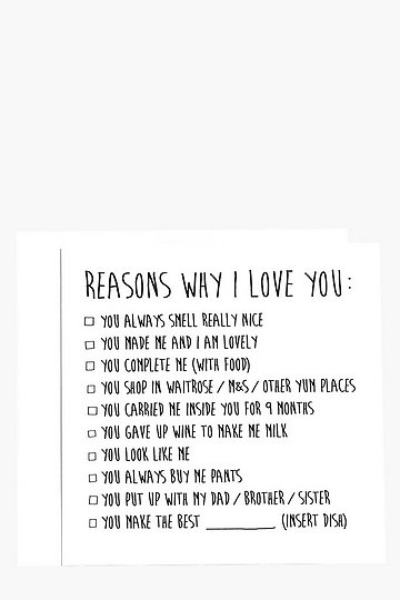 I reasons love you why 100+ Reasons
