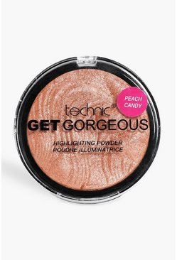 Technic Get Gorgeous Peach Candy Highlighter