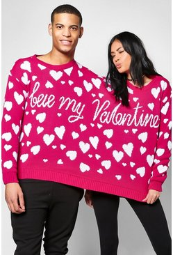 Multi Jasmine Bae My Valentine Twin Jumper