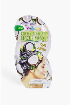 Wit white Coconut Protein Hair Rescue Mask