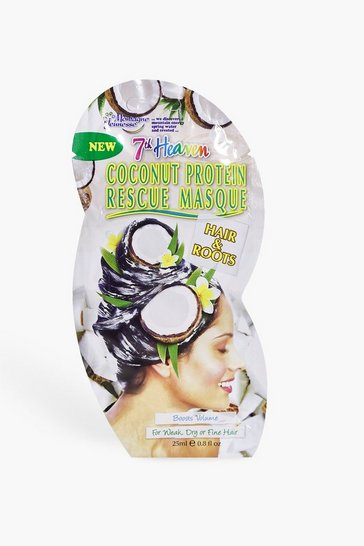White Coconut Protein Hair Rescue Mask