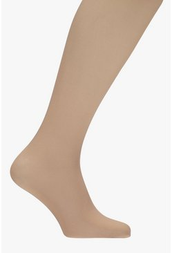 40 Denier Nude Opaque Tights