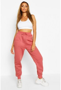 Jogging sweat basique, Terracotta