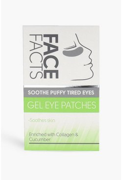 Doorzichtig clear Tired Eyes Gel Eye Patches