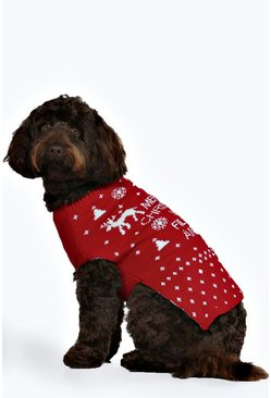 Merry Xmas Ya Filthy Animal Dog Jumper