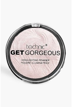 Pink Technic Get Gorgeous Highlighting Powder