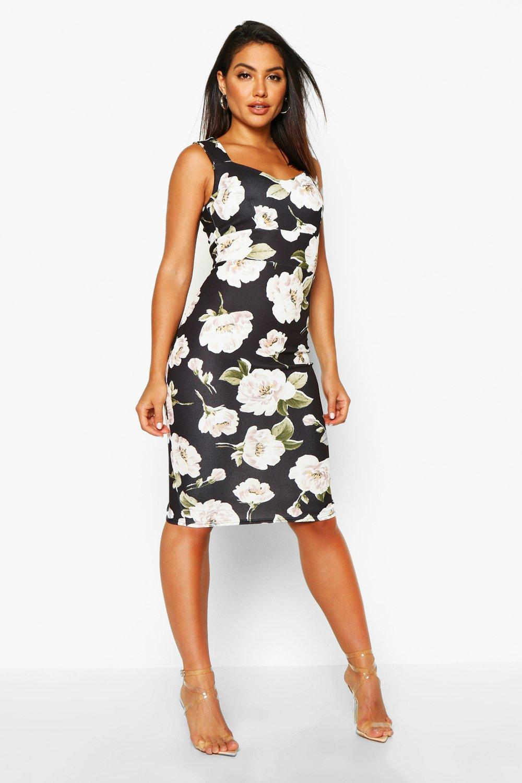 boohoo sweetheart dress cheap online