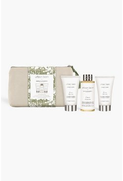 Baylis And Harding Urban Barn Bag Set, White blanc