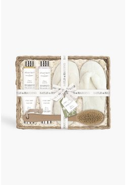 White Baylis And Harding Urban Barn Tray Gift Set