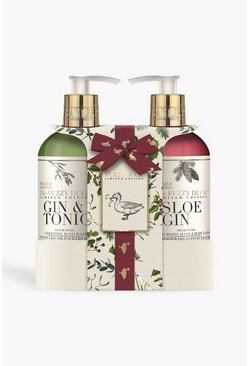 Baylis And Harding Fuzzy Duck Winter Set, Berry rouge
