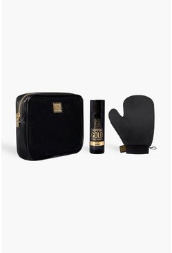 Black Sosu Perfect Pair: Medium Lotion & Mitt