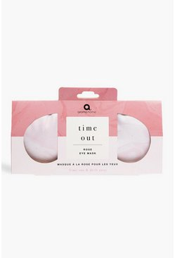 Time Out Eye Mask, Pink rosa