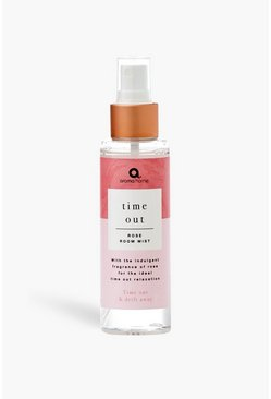 Time Out Room Spray, Pink rosa