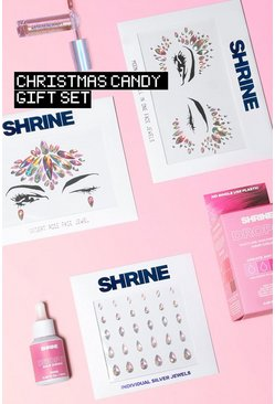 Baby pink Shrine Christmas Candy Gift Set