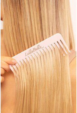 Baby pink pink LullaBellz Hollywood Wave Comb